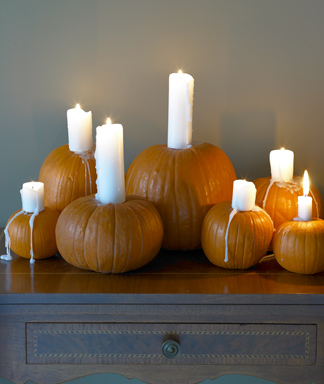 Halloween-Craft-How-to-Candle-Pumpkins