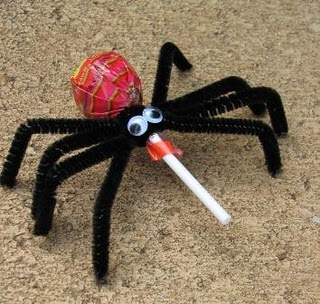 halloween-craft-for-kids-spider