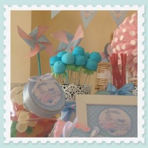 comuniones decoracion mesa chuches mesa dulce