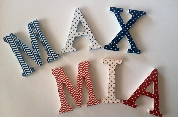 letras decoradas