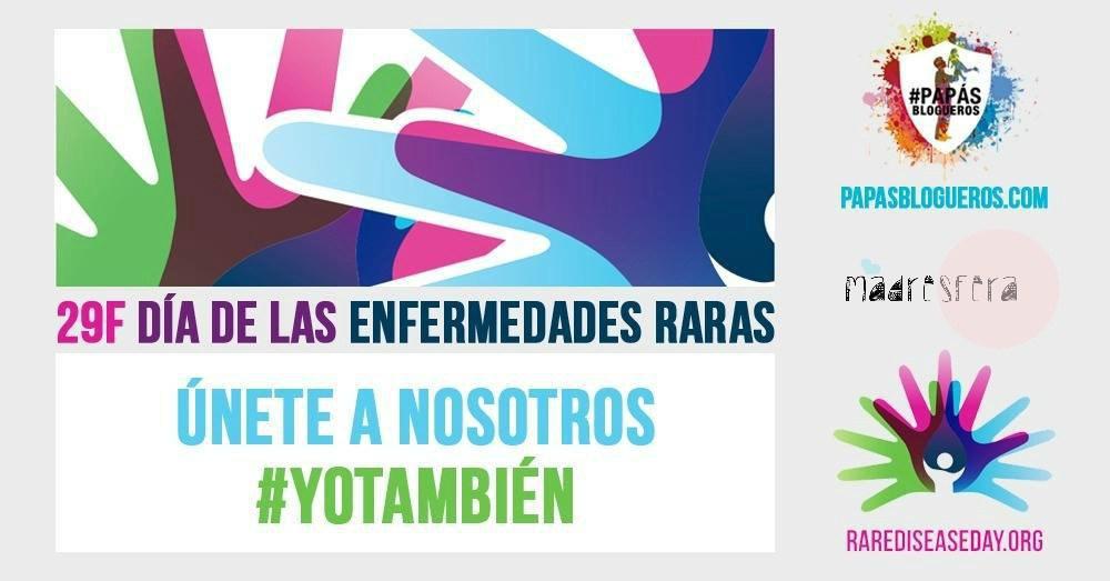 #yotambién enfermedades raras neurofibromatosis