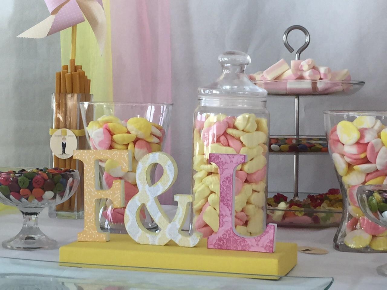 Mesa dulce primera comuni n en un pa s muy lejano - Preparar mesa dulce para comunion ...