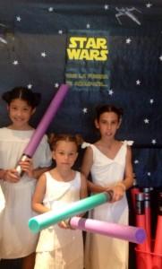 Disfraces princesa Leia