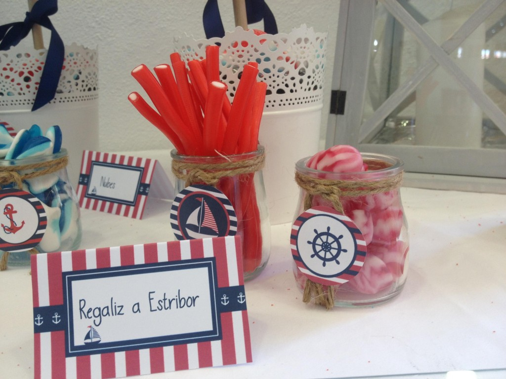 mesa dulce marinera primera comunión